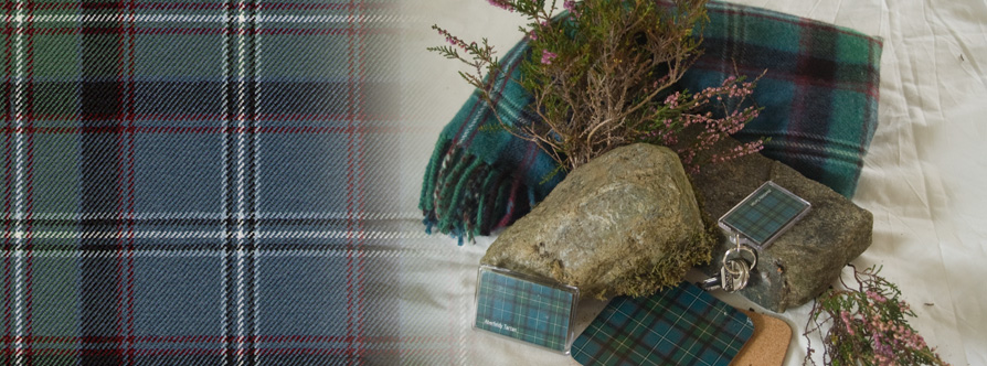 Local stockists of Aberfeldy Tartan